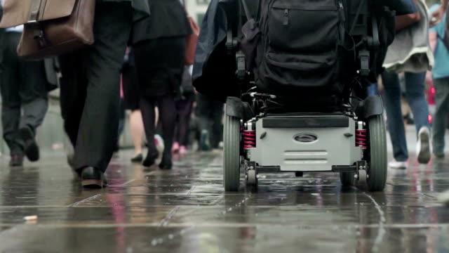 Commuter wheelchair    COM