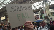 Commuters are facing more misery in the south of England this morning as Southern Rail begins a 3 day strike It's part of a longrunning dispute over...