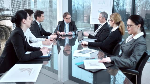 DS società gruppo di lavoro riunione svoltasi nella sala conferenze