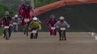 Competidores que participaron en el Desafio Internacional de ciclismo BMX un evento prueba para los Juegos Olimpicos Rio 2016 exigieron cambios en...