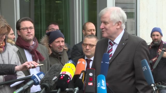 Complex coalition talks start Saturday in Germany in a last ditch effort to forge a government and avert a political crisis in Europe's biggest...