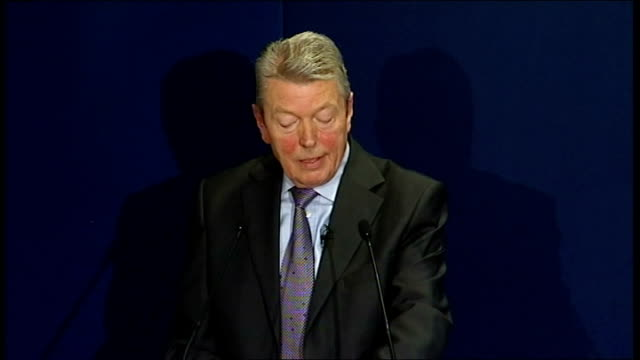 Alan Johnson speech Johnson speech SOT Wednesday will also bring another round of cuts to benefits We already know what the Government plans for...
