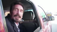 US computer anti virus software pioneer John McAfee escaped immediate deportation to Belize on Wednesday as Guatemala expelled the colorful American...