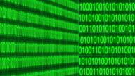 Computer binary code data stream