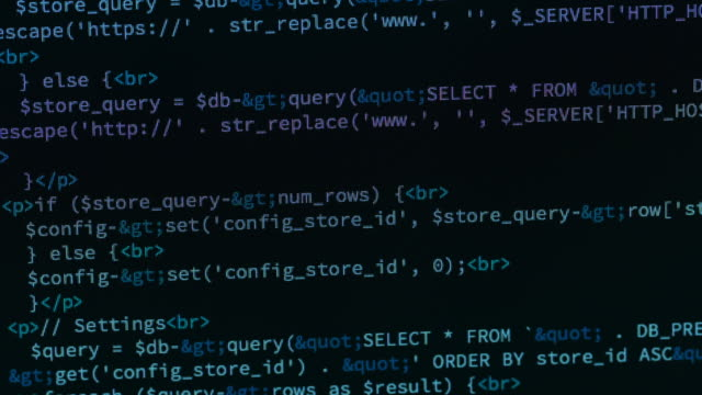 Codice di programmazione informatica