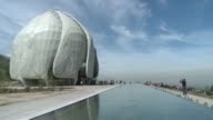 Con la apertura de un espectacular centro religioso el jueves Chile se ha convertido en el primer centro de reunion en Sudamerica para los fieles de...