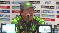 Con poco que mostrar desde que fue sede de la Copa del Mundo en 1986 Mexico se empenara en llegar al menos a cuartos de final de este año en Brasil