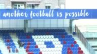 Con un estadio de apenas 6200 localidades rodeado de inmuebles pero ocupando el noveno puesto de la Liga espanola el Eibar demuestra que otro futbol...