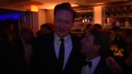 Conan O'Brien and Martin Short at The 2013 Vanity Fair Oscar Party Hosted By Graydon Carter Inside Party Footage Conan O'Brien and Martin Short at...