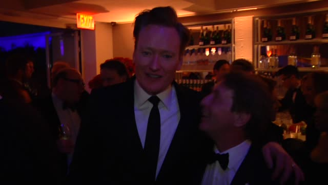 Conan O'Brien and Martin Short at The 2013 Vanity Fair Oscar Party Hosted By Graydon Carter Inside Party Footage Conan O'Brien and Martin Short at...