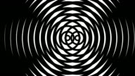 Concentric Circles Looping Background (HD)
