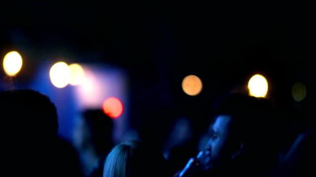 Concert de menigte.