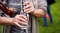 Konzert mit Klarinette