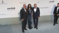 Conchita Wurst at AmfAR Red Carpet at Hotel du CapEdenRoc on May 22 2014 in Cap d'Antibes France