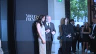 Conchita Wurst Jean Paul Gaultier at Vogue Paris Foundation Party Haute Couture 2014 at Palais Galliera on July 09 2014 in Paris France