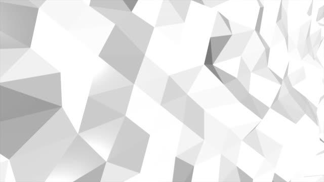 Concrete Triangle Gradient Pattern, 4K(UHD)