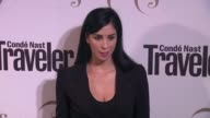 Conde Nast Traveler Celebrates 'The Visionaries' And 25 Years Of Truth In Travel New York NY United States 09/18/12 EVENT CAPSULE CHYRON Conde Nast...