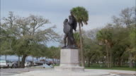 DS Confederate Defenders of Charleston Monument / South Carolina, United States