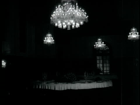 Conference dinner Interparliamentary American Conference on May 22 1959 in Peru
