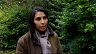 Arab League imposes sanctions on Assad regime ENGLAND London EXT Nabila Ramdani interview SOT