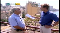 Day 17 shelling of Southern Lebanon continues Jamil Mroue interview SOT Britian and the US are complicit in this war and are putting Hezbollah on a...
