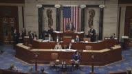 US Congress vote on healthcare reforms Washngton DC 21 March