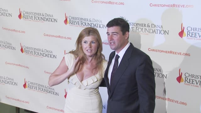 Connie Britton and Kyle Chandler at the 4th Annual Los Angeles Gala for the Christopher Dana Reeve Foundation at Los Angeles CA