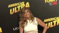 Connie Britton at the 'American Ultra' Los Angeles Premiere at The Theatre At The Ace Hotel on August 18 2015 in Los Angeles California