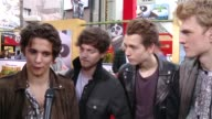 INTERVIEW Connor Ball Tristan Evans James McVey and Brad Simpson of The Vamps on what it means to be at the iconic TCL Chinese Theatre on if they've...