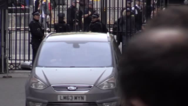 Conservative MP for Portsmouth North Penny Mordaunt arrives for a meeting at Number 10 Downing Street before she was appointed International...