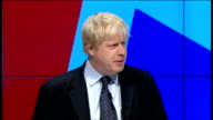 Boris Johnson speech If we can keep cutting crime and keep improving transport then we can help give London business the conditions it needs to get...