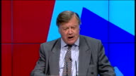 Kenneth Clarke speech ENGLAND Manchester INT Kenneth Clarke MP to podium Kenneth Clarke MP speech SOT I don't know whether you remember but at last...