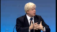 Boris Johnson speech Boris Johnson continued SOT these are some of proposals will be unveiling as part of youth strategy in November we don't believe...