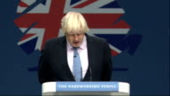 Boris Johnson speech In my view and in the view of those who are now working on Cross Rail what we should do is use those world class skills that...