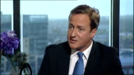 child benefit cuts David Cameron apology ENGLAND Birmingham INT Q re Case Example Annie Houghton David Cameron MP interview SOT are no easy choices...