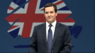 George Osborne arrival and speech By contrast I'm an optimist about the world I am a believer in freedom and free markets I see the global economy...