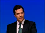 George Osborne speech How will we pay for it / You know some advised me when I got to this part of this speech to skip the details / Bury it in the...
