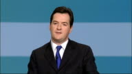 George Osborne speech Osborne speech SOT Nor will we tolerate tax evasion It is unacceptable at the best times it too is morally indefensible in...