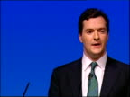 George Osborne speech Today as a decade of debt leaves Britain exposed to financial turbulence on the world credit markets we can see that what was...