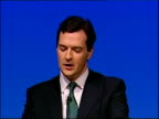 George Osborne speech We Conservatives instinctively understand this new economy and frankly he does not / It shone through in every sentence of the...