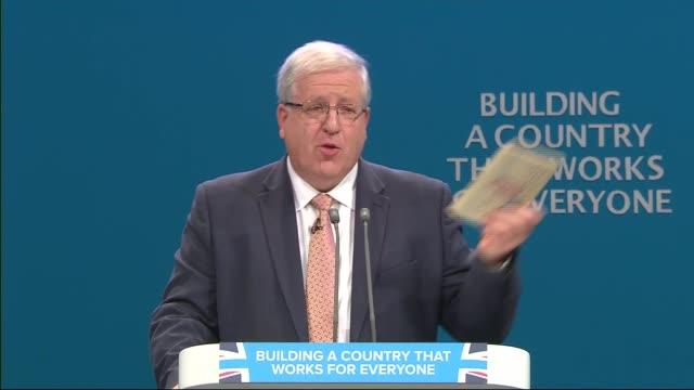 opening day Patrick McLoughlin speech Patrick McLoughlin MP speech continued SOT