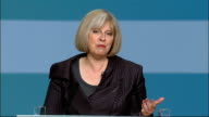 Theresa May speech Theresa May speech continued SOT only if we take action right across the board will we be able to get immigration under control/...