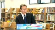 David Cameron speech on education Cameron speech SOT Need to support our teachers / We don't reach out for the very best talent / Time to make our...