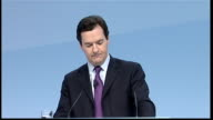 George Osborne speech George Osborne speech SOT Today Britain has a budget deficit greater than that of Spain or Portugal But our businesses and...