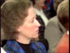 Conservative women's conference Major calls for unity CF ENGLAND London John Major follows wife Norma onto platform at Conservative Women's...