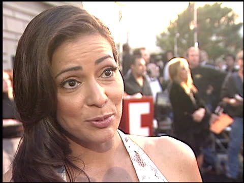 Constance Marie at the 2003 People's Choice Awards at the Pasadena Civic Auditorium in Pasadena California on January 12 2003