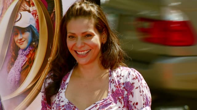 Constance Marie at the 'Nancy Drew' Premiere at Grauman's Chinese Theatre in Hollywood California on June 10 2007
