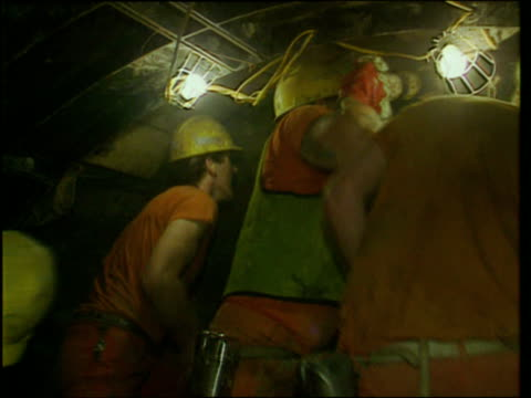 Construction and drilling works on the Channel Tunnel / English Channel