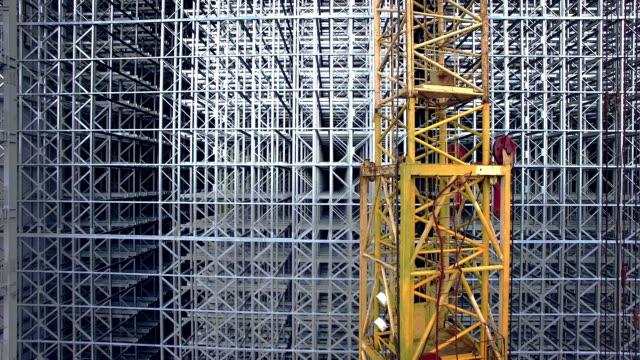 Construction plant building