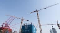 T/L Construction Site In Beijing